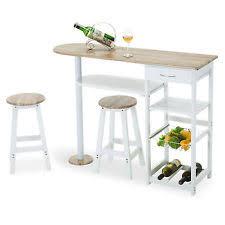 portable kitchen island bar kitchen island bar ebay