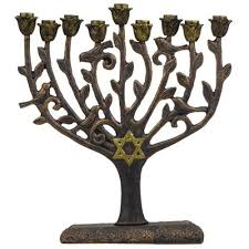 menorah tree of 173 best beautiful judaica images on digital