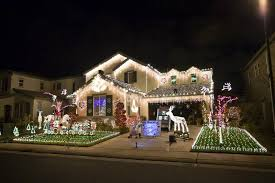 Yucaipa Christmas Lights Best Christmas Lights And Holiday Displays In Elk Grove