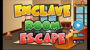 enclave room escape walkthrough games2jolly youtube