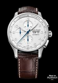 Louis Erard Watch Louis Erard 1931 Chronographe 44 Mm 1931 78 228 As 11