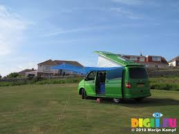 Vw T5 Campervan Awnings Homemade Awning Sun Canopy For A Vw T5 Campervan