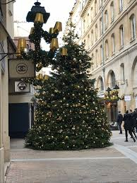 Christmas Trees In Paris Thoughts Travels And Tips U2013 Paris In December