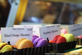 macarons bakery tasting my way through macaron day in west seattle