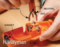 how to replace a l cord extension cord repair family handyman