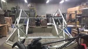 Duck Boat Blind Pictures Custom Duck Boat Duck Blind Build 2014 Youtube