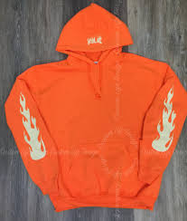 orange hoodie like this on the hunt