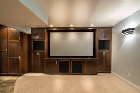 home theater entertainment center custom cabinets closet systems woodwork