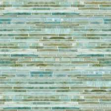 Kitchen Backsplash Tile Ideas by Mercury Glass Tile In The Color Gilt Completes The Look Of Any