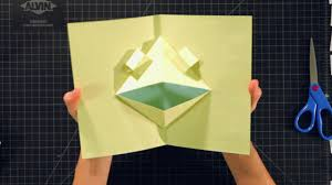how to make a basic pop up card howcast the best how to