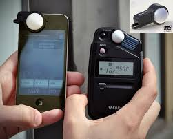 light app for iphone luxi converts your iphone into an incident light meter the gadgeteer