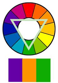 Colour Scheme Split Colour Scheme Alkamedia Com