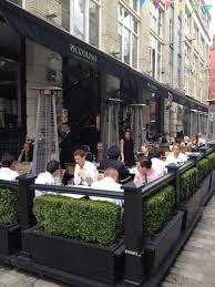 piccolino italian restaurant in london restaurant design ideas