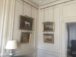 project spotlight hanging art with a picture rail ilevel