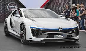 volkswagen xl1 sport 2015 vw golf gte sport concept