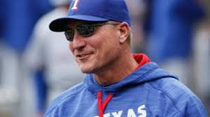 Jeff Banister Rangers Jeff Banister Defends Odor Pitcher Mlb Com