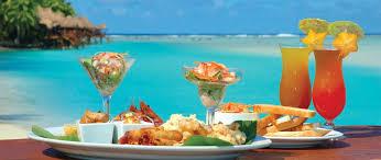 aitutaki lagoon resort u0026 spa aitutaki lagoon cook islands