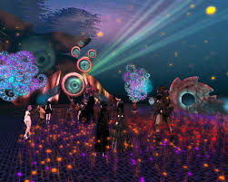 singularity tribe monster ball halloween party by alexi 12 u2013 e v e