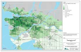 Map Of Vancouver Canada Cartography And Data Visualization Created By Anthony N Smith