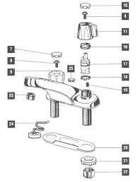 delta kitchen faucet repair kit delta faucet repair delta delta faucet repair kit single handle