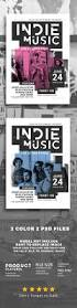 indie music flyer music flyer event flyers and indie music