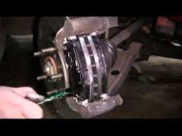 2003 honda odyssey brake pads how to replace the front brake pads and rotors on a 2003 honda