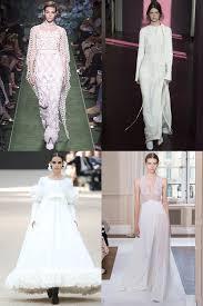 robe de mariã e haute couture les plus belles robes de mariée de la haute couture automne hiver