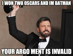 Ben Affleck Batman Meme - image tagged in funny memes ben affleck batman imgflip