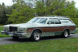 green station wagon ford ltd country squire station wagon rhd auctions lot 33