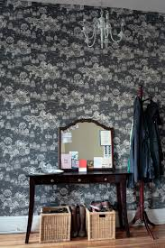 how to wallpaper victorian in bloom