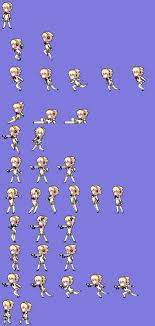 all androids the spriters resource sheet view a4 aegis attack all