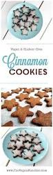 cinnamon star cookies vegan gluten free nut free the vegan