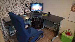 3 Meter Schreibtisch Projekt