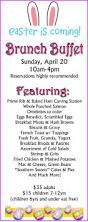 Easter Brunch Buffet by Easter Brunch Buffet U2013 Sunday April 20 10am 4pm Parkers On Ponce