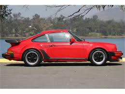 porsche 930 whale tail 1979 porsche 930 turbo for sale classiccars com cc 778547