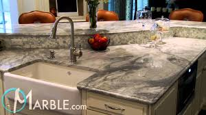 Marble Kitchen Countertops by White Vermont Marble Kitchen Countertops By Marble Com Youtube