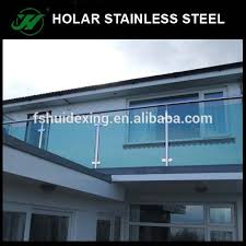 balcony railing design glass balcony railing design glass