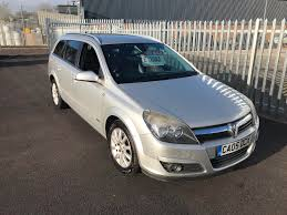 used vauxhall astra 2005 for sale motors co uk