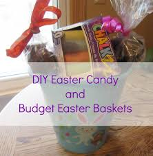 Homemade Easter Baskets by Diy Easter Candy U0026 Budget Easter Baskets Youtube
