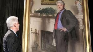 bill clinton u0027s portrait artist dies in bucks county home 6abc com