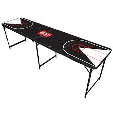 how long is a beer pong table redds beer pong table redds cups