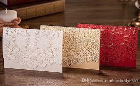 Wholesale Wedding Invitations Wholesale Wedding Invitation Card Folding Korean Wedding Card