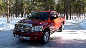 2007 Dodge Ram 3500 Truck Quad Cab - 2008 dodge ram 1500 quad cab laramie 4x4 review youtube