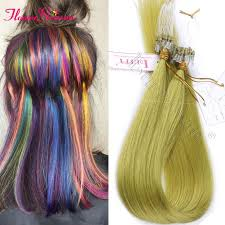 hair color rings images 10 best luffywighair micro loop ring hair extension images on jpg