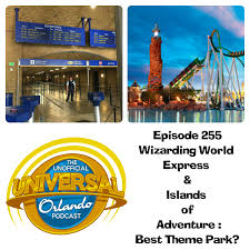 halloween horror nights islands of adventure unofficial universal orlando podcast 255 wizarding world