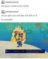 Meme Emblem - fire emblem