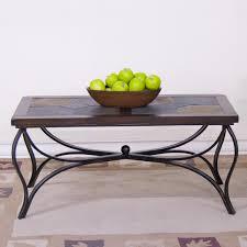 wayfair white coffee table coffee tables top material slate stone wayfair furniture w