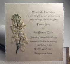 plantable wedding invitations invitation occasions