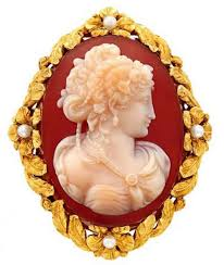 antique gold cameo necklace images Do you know cameos they 39 re quite a spectacular part of jewelry jpg