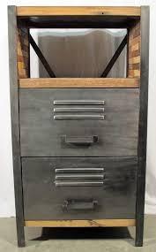 2 Drawer Filing Cabinet Wood by Dresser W 2 Drawers 1 Shelf Boat Wood Lockerimpact Imports